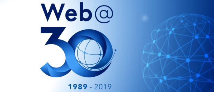 Le Web a 30 ans !