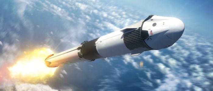 Lancement historique pour SpaceX